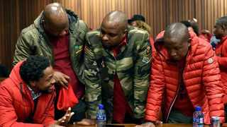 The Equality Court sitting in the North Gauteng High Court has heard that EFF leader Julius Malema and his party member have allegedly inflicted fear in journalists. Picture: Oupa Mokoena/African News Agency (ANA)