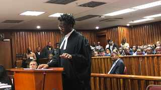 Advocate Tembeka Ngcukaitobi, Cekeshe's newly appointed legal representative, argued that Cekeshe's conviction and sentencing should be challenged because he did not have adequate legal representation. Picture: Supplied
