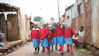 One of Africa's best-known social entrepreneurs is launching a new global forum designed to tackle world poverty and will hold the event in a girls' school in Kenya's Kibera, the continent's largest urban slum. PHOTO: Supplied