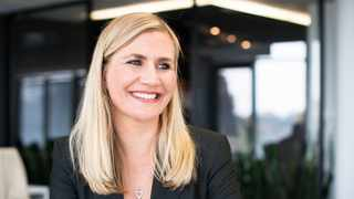 Dominique Collett, a senior investment executive at Rand Merchant Investment Holdings and the head of AlphaCode. Photo: Supplied/Petrus Alexander Smith