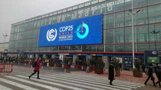 Negotiations at the COP25 climate change conference in Spain have ground to a standstill. PHOTO: Brenda Masilela/African News Agency (ANA)