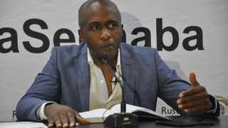 Rustenburg mayor Mpho Khunou. The municipality says it has paid Eskom more than R144 million, thereby settling its debt to the power utility. File picture: ANA
