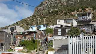 Hangberg in Hout Bay.  Picture: Armand Hough / African News Agency (ANA)