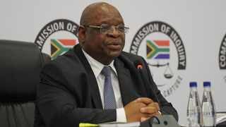 Deputy chief justice Raymond Zondo heads the Commission of Inquiry into State Capture. Picture: Karen Sandison/African News Agency (ANA).