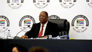 Deputy Chief Justice Raymond Zondo who heads up the Commission of Inquiry into state capture. PHOTO: Karen Sandison/African News Agency (ANA)