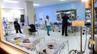 Thelle Mogoerane Hospital in Vosloorus, where six newborn babies died following after a klebsiella outbreak. Picture: Bhekikhaya Mabaso/Africa News Agency (ANA)