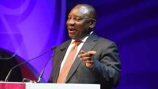 President Cyril Ramaphosa says the R500 000 paid to his son by Bosasa was a donation towards his ANC presidential campaign.  Picture: Phando Jikelo/ANA