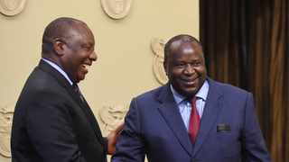 President Cyril Ramaphosa appointed Tito Mboweni as the new Finance Minister of South Africa. FILE PHOTO: Phando Jikelo/African News Agency(ANA)