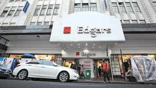 Edgars a subsidiary of Edcon said earlier this month that it had secured at least R2.7 billion in new cash and rent deductions as part of a recapitalisation plan, a development that is expected to save thousands of jobs. Photo: David Ritchie/African News Agency (ANA)