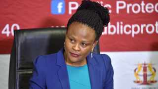 Parliament's portfolio committee on justice decided to hold off on an investigation into Public Protector Busisiwe Mkhwebane's fitness to hold office. Picture: Thobile Mathonsi/African News agency/ANA