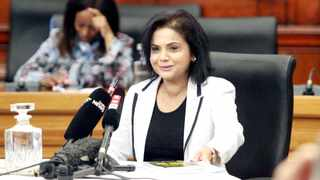 Advocate Shamila Batohi is the first woman to be appointed the National Director of Public Prosecutions (NDPP). Picture: Jacques Naude/African News Agency (ANA)