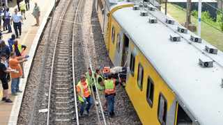 Transport Minister Blade Nzimande said he was outraged and laid blame at the door of cable theft after two trains collided. Picture: Oupa Mokoena/ African News Agency (ANA)