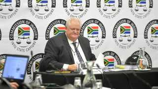 Former Bosasa COO Angelo Agrizzi testified at the Zondo commission on how Bosasa bribed government officials. File picture: Itumeleng English / African News Agency (ANA) 16.01.2019
