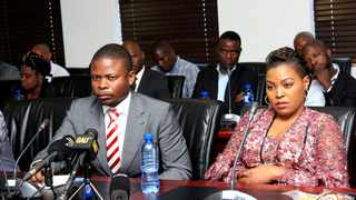 ECG church leader Shepherd Bushiri has been arrested, sources within his congregation told African News Agency. Picture: Dimpho Maja/African News Agency (ANA)