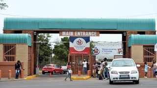 Classes have been suspended at Tshwane University of Technology campus in Soshanguve. Picture: Bongani Shilubane/African News Agency (ANA)