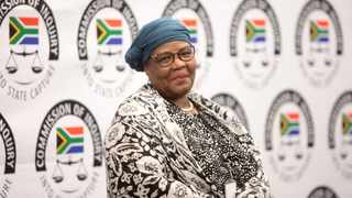 Former ANC Member of Parliament Vytjie Mentor is appearing before the State Capture Inquiry. Picture: Nhlanhla Phillips/African News Agency/ANA