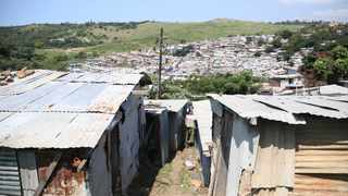 The Kennedy Road informal settlement west of Durban. File Picture: Doctor Ngcobo/African News Agency (ANA)