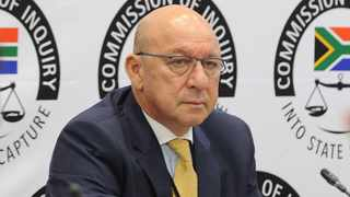 Former finance minister Trevor Manuel slammed a 'racist' EFF statement, alleging among others nepotism in the appointment of the new SARS commissioner.  Picture: Karen Sandison/African News Agency(ANA)
