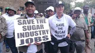 The SA Canegrowers Association is shocked at Finance Minister Tito Mboweni's decision to hike the sugar tax by 5.2 percent. File Photo: IOL