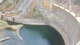 The Kouga Dam in the Gamtoos River Valley PHOTO: FILE/ANA