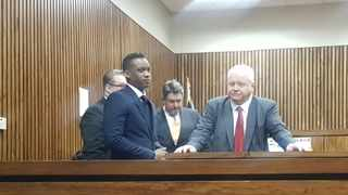 Duduzane Zuma appears in the Randburg Magistrate's Court on charges of culpable homicide. Picture: Lindi Masinga/African News Agency (ANA)