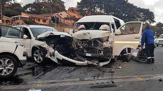 The Road Accident Benefits Bill seeks to limit compensation for any one victim to R100 000. Picture:Supplied