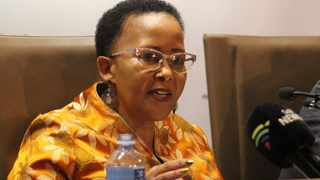 Former Sport and Recreation Minister Tokozile Xasa has resigned as ANC MP. Photo: Jonisayi Maromo/African News Agency/ANA