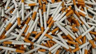 FILE PHOTO: most cigarettes in the market were sold at below R17.85c a pack, the minimum amount taxed by Sars.