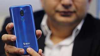 Egypt's first smartphone maker, SICO, said it will begin exporting its devices to Germany in November as part of its expansion plan to sell its products in Europe and Africa. Photo: File