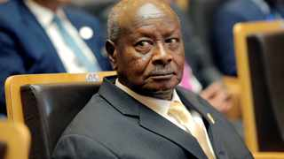 Ugandan President Yoweri Museveni came under fire for saying it was not a man's role to cook. File picture: Reuters/Tiksa Negeri