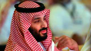Saudi Crown Prince, Mohammed bin Salman attends the second day of the Future Investment Initiative conference, in Riyadh, Saudi Arabia, Wednesday, Oct. 24, 2018. (AP Photo/Amr Nabil)