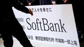 SoftBank Group Corp. plans to hire about 10 people to boost its in-house investment capabilities, primarily from Goldman Sachs Group Inc.  Photo: File