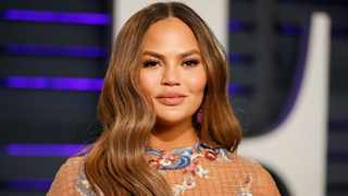 A jab or two of botox has helped Chrissy Teigen sweat less. (Picture: Reuters)