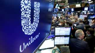 Unilever reported stronger than expected quarterly underlying sales growth, helped by higher prices and volume, and strength in emerging markets.  Photo: (AP Photo/Richard Drew, File)