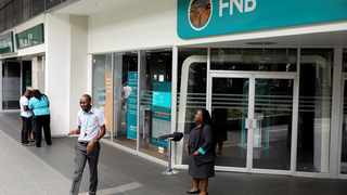 FNB Business has seen a significant increase in the number of SMEs taking up credit to grow their businesses.  Photo: File