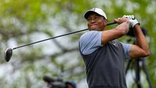 Tiger Woods advanced to the knockout round at the WGC Match Play. Photo: Stephen Spillman/USA TODAY Sports