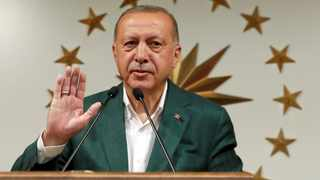 Turkish President Recep Tayyip Picture: Murad Sezer/Reuters/African News Agency (ANA)