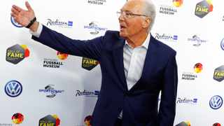 """Proceedings against Franz Beckenbauer, who headed the 2006 World Cup organising committee, will be conducted separately because he is currently """"unable for health reasons to participate or to be questioned in the main hearing in the Federal Criminal Court"""". Photo: Reuters"""