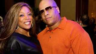 Wendy Williams and her estranged husband Kevin Hunter. Picture: Charles Sykes