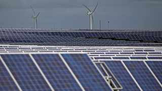 Due to environmental concerns and dwindling oil and coal reserves, researchers are increasingly looking at sustainable and environmentally friendly energy resources, such as wind and solar energy. Picture: Reuters