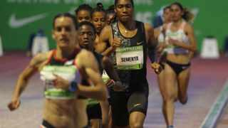 Caster Semenya will be looking to get her campaign for a fourth consecutive Diamond League Trophy back on track after she missed two 800m races due to the IAAF regulations. Photo: Reuters