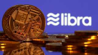 A senior member of the Swiss National Bank said he was open-minded about Facebook's cryptocurrency project.  Photo: File