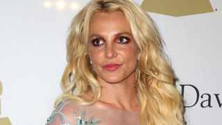 Britney Spears at the Clive Davis and The Recording Academy Pre-Grammy Gala. Picture: Rich Fury/Invision/AP