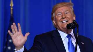 President Donald Trump speaks during a news conference following the G-20 summit in Osaka, Japan, Saturday, June 29, 2019. (AP Photo/Susan Walsh)