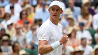 Kevin Anderson will play in South Africa for the first time since 2011. Photo: Toby Melville/Reuters