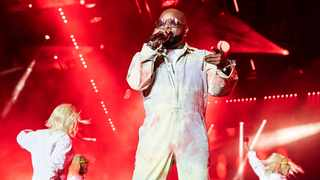 Jermaine Dupri performs at the 2019 Essence Festival at the Mercedes-Benz Superdome, Sunday, July 7, 2019, in New Orleans. Picture: AP