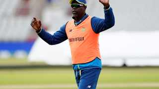I still have unfinished business, said Proteas coach Ottis Gibson. Photo: Jason Cairnduff/Reuters