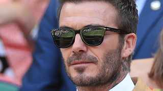 David Beckham will receive the Editor's Special Award at the 2019 GQ Men of The Year Awards. Picture: AP