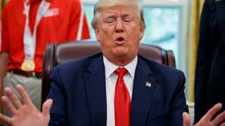 While US President Donald Trump may have threatened to obliterate Iran, Iran said any attack on its soil could lead to the obliteration of all the oil and gas installations in the region. Picture: Alex Brandon/AP/African News Agency (ANA)