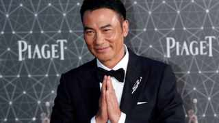 Veteran Hong Kong actor Simon Yam was stabbed while attending an event in southern China. Picture: Vincent Yu/AP/African News Agency (ANA) Archives